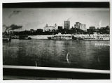 Steamboats on Mississippi River